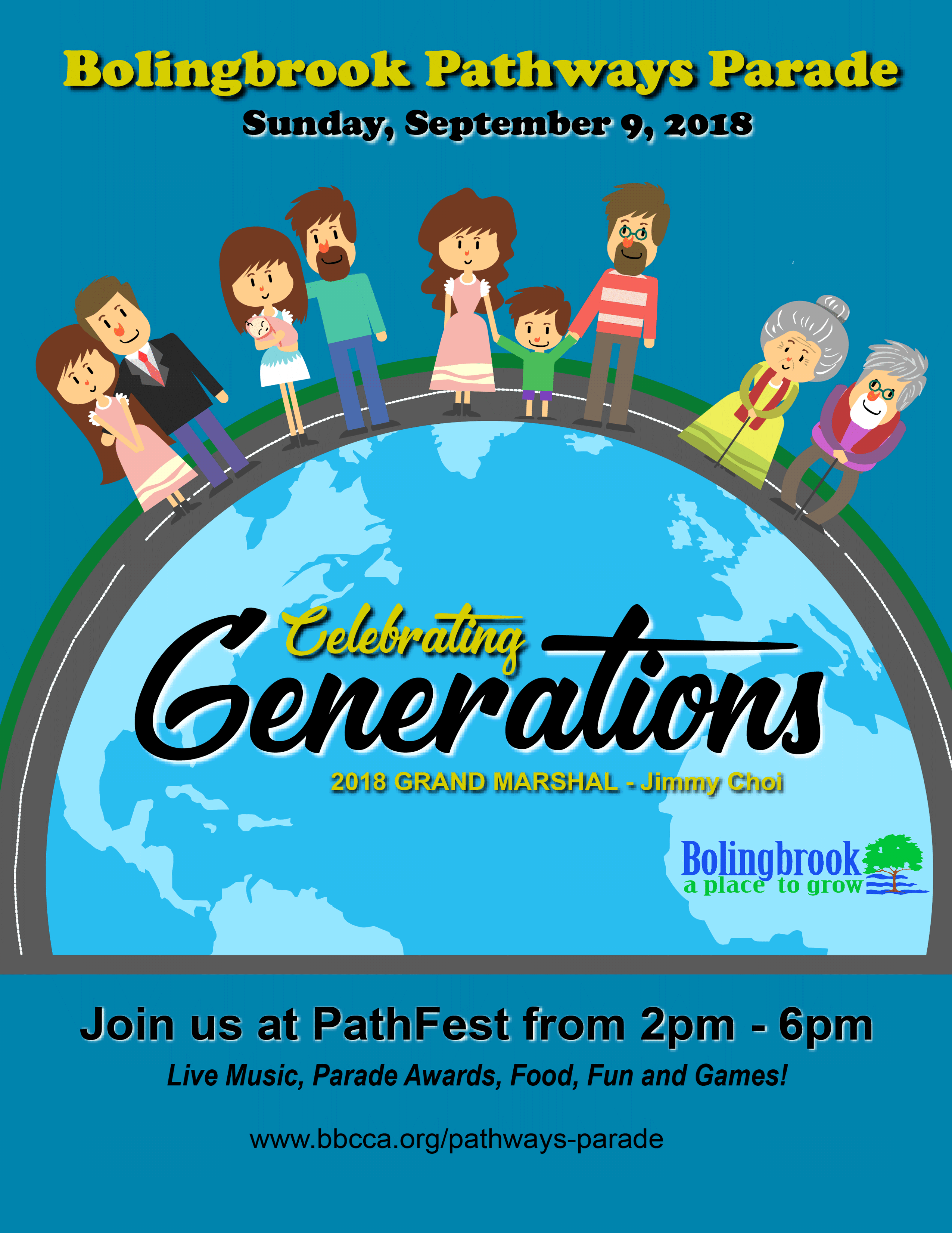 2018 Pathways Parade and PathFest