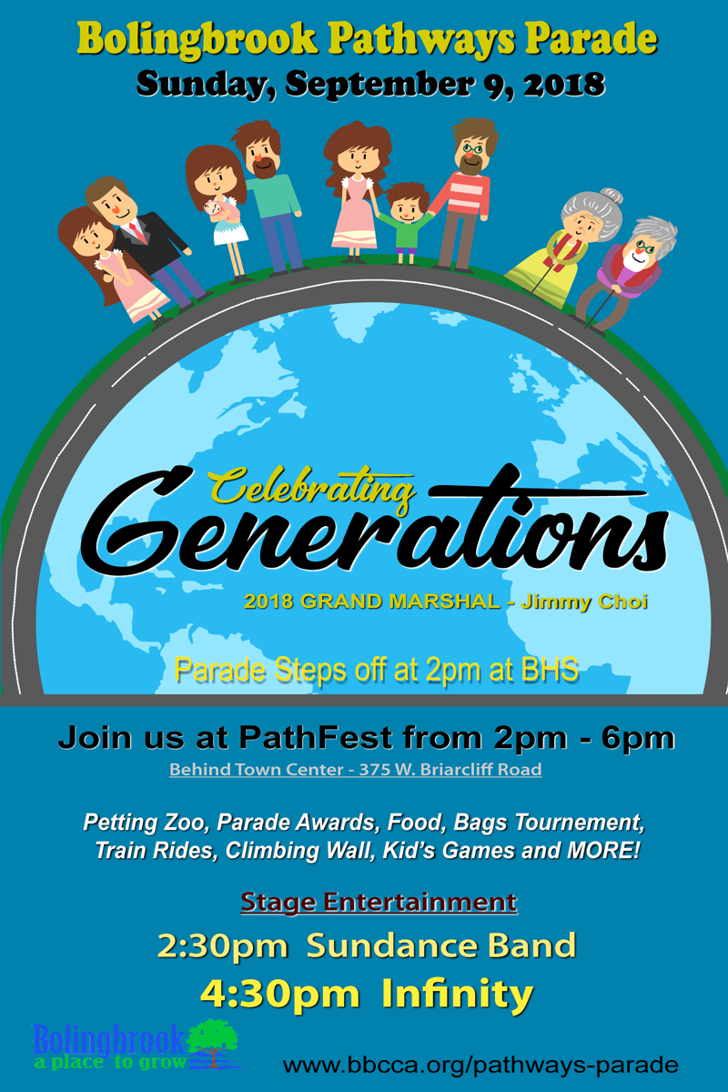 Bolingbrook Pathways Parade and PathFest