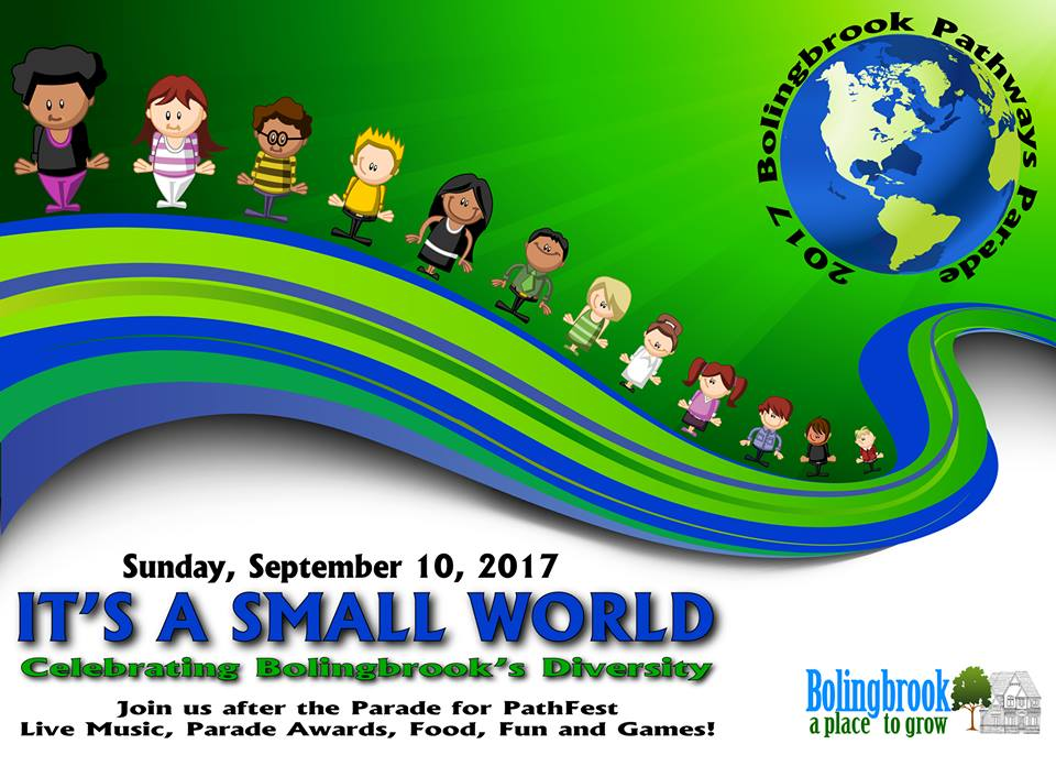 Bolingbrook Pathways Parade 2017
